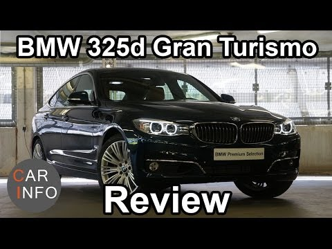 bmw 325d gt gran turismo touch feel review 2014 youtube. Black Bedroom Furniture Sets. Home Design Ideas