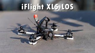 IFlight Nazgul5 LOS - Going Wild | Jeti DS12