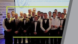 CAVC: Rugby Academy Awards 2018