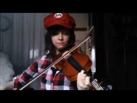 Super Mario cover - 1 year 11 months violin beginner