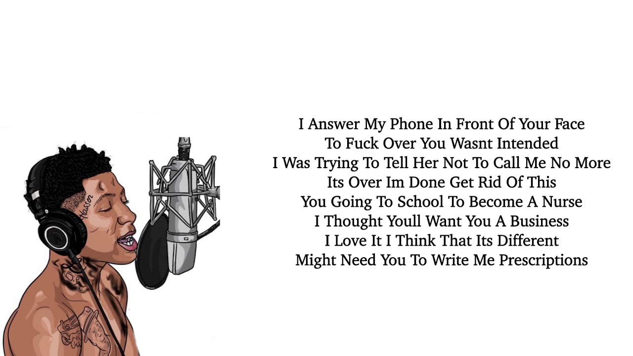 Download NBA YoungBoy -Nurse(Lyrics)