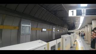 東京メトロ永田町駅@有楽町線