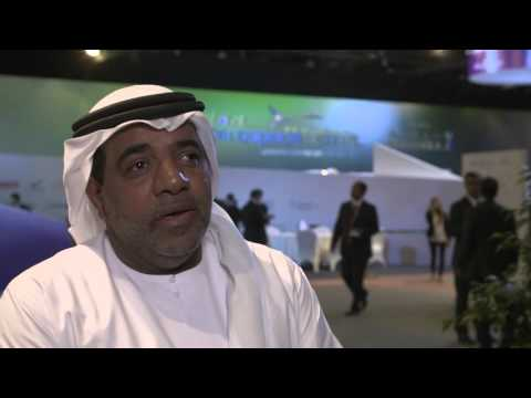 Ahmad Al Haddabi, Chief Operations Officer, Abu Dhabi Airports Company - ADAC
