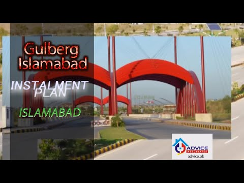 Gulberg islamabad plot installment plan