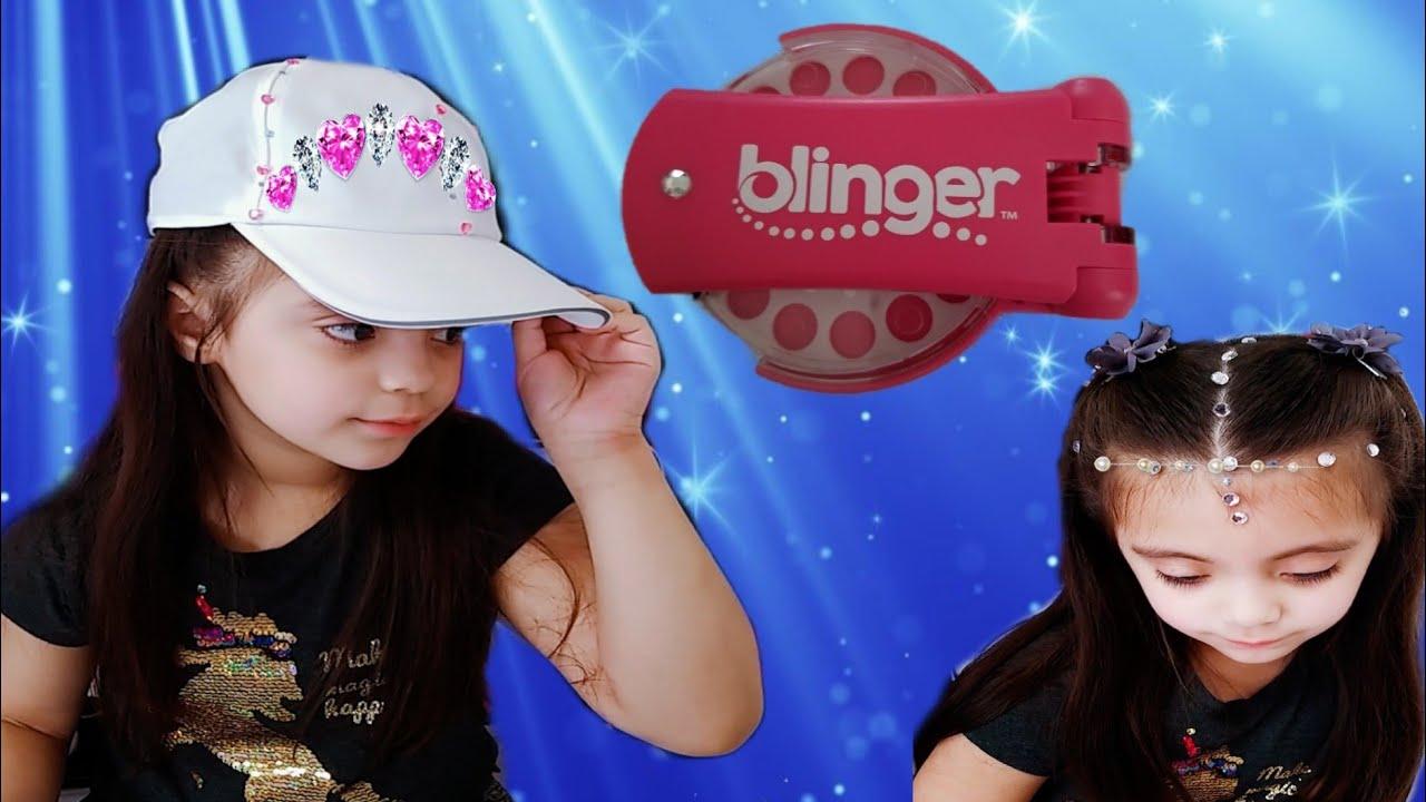 Blinger broche decorativo 🤩 decoración ✅De mi gorra favorita  💎