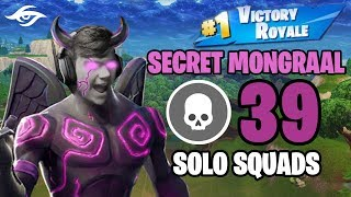 RACE TO 40K?? // Secret Mongraal 39K vs Squads | Fortnite