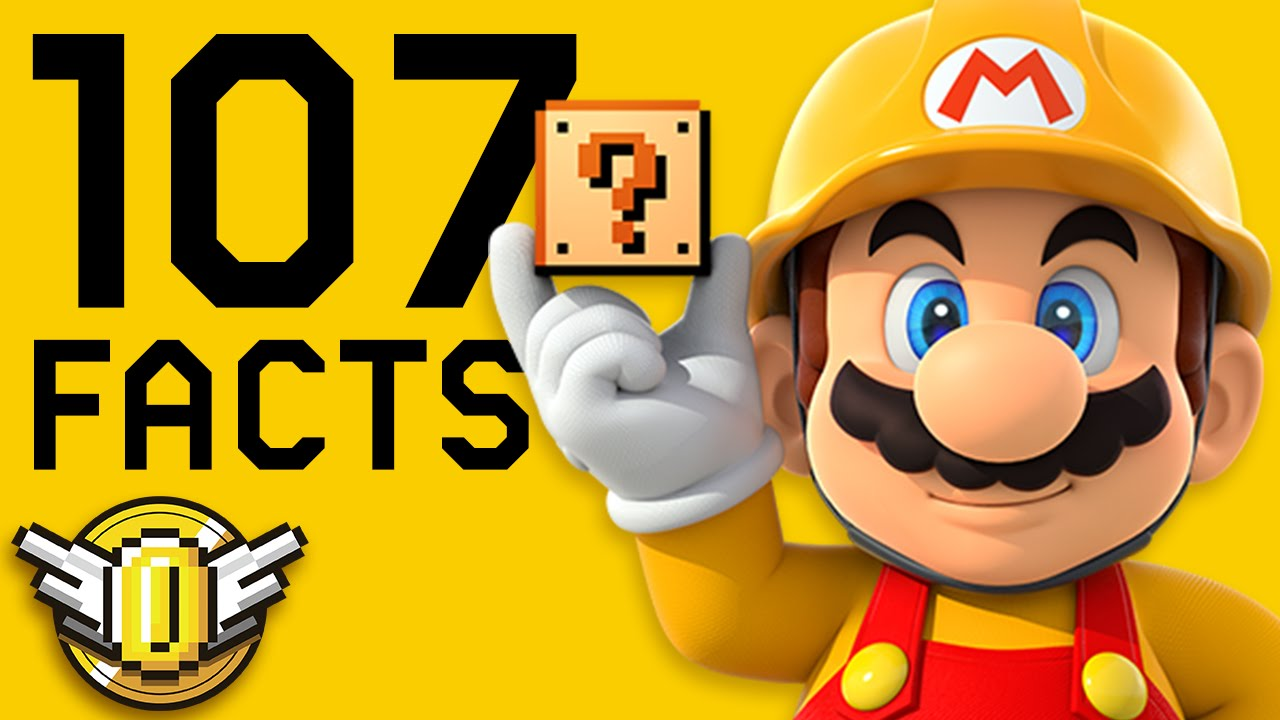 Interesting facts about the game Super Mario