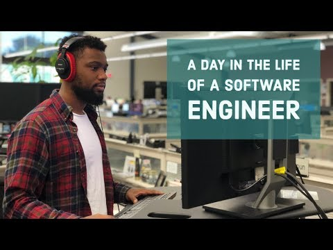 A DAY IN THE LIFE OF A SOFTWARE ENGINEER