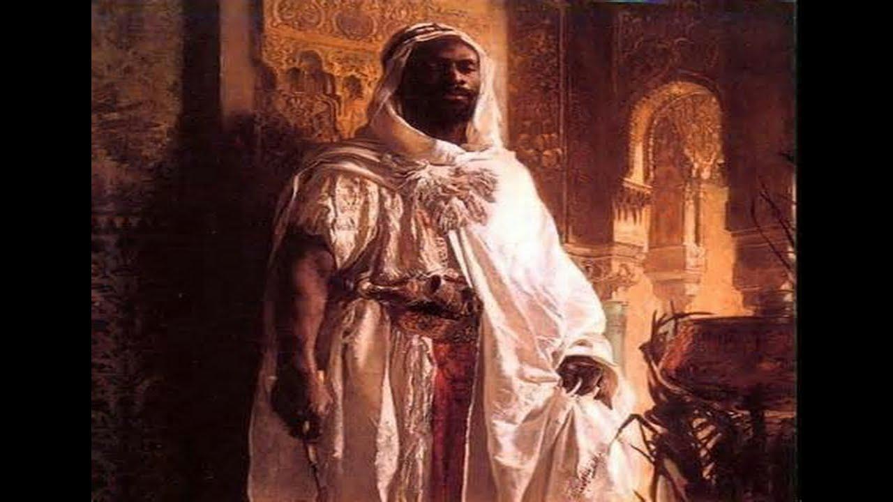The True Negro (2a): The Berbers (Moors)