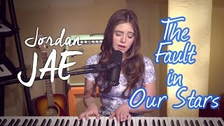 The Fault In Our Stars | Ed Sheeran - All of the Stars (Cover by Jordan JAE - Live @ SlumboLabs