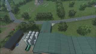 MOD for Farming Simulator 2013 Hall Farm Cuxwold Lincolnshire map by Chris 7710