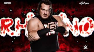 "WWE: Rhyno - ""Monster"" - Theme Song 2015"