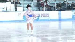 Danielle Korenkov 2013 NY Showcase Figure Skating Dramatic -Preliminary