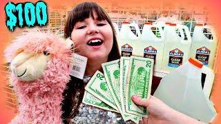 $100 SLIME SUPPLIES SHOPPING   Slime Supplies Haul