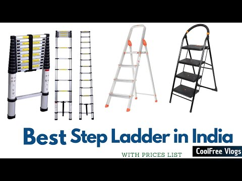 Best Step Ladder for Home USE in India 2020 Reviews from YouTube · Duration:  2 minutes 43 seconds