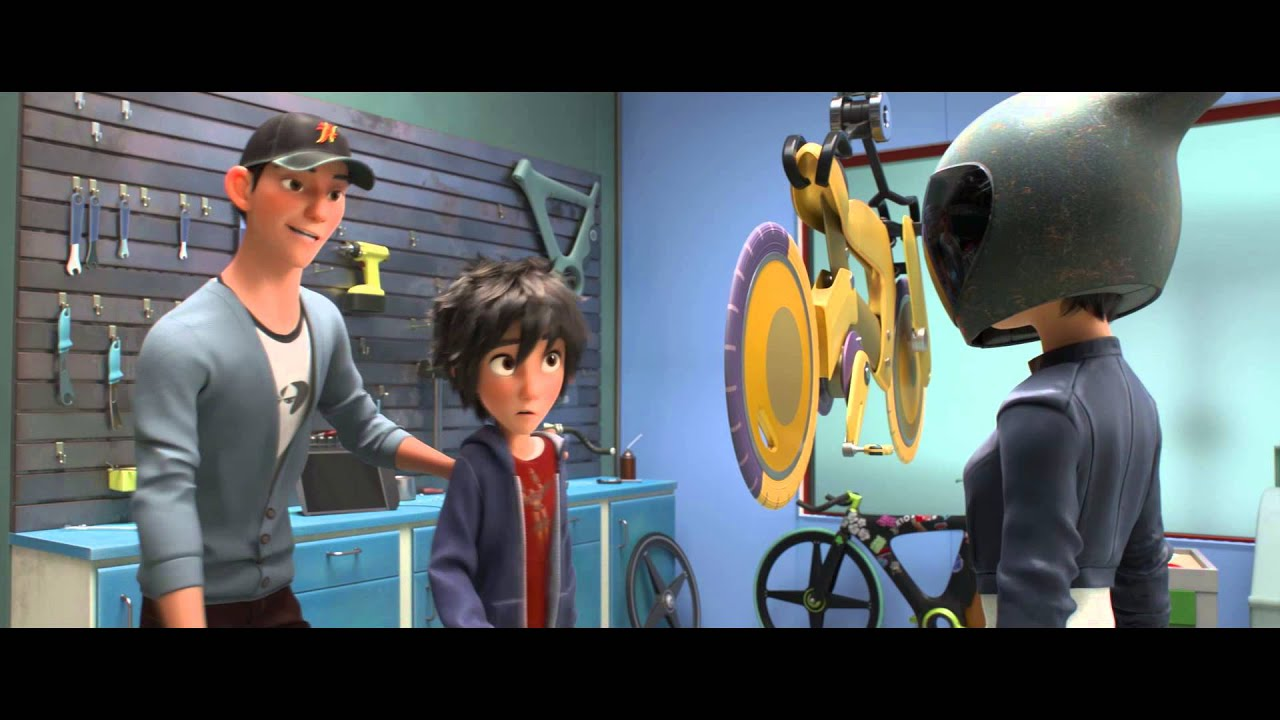 Need For Speed Girl Wallpaper Big Hero 6 Meet Gogo Tomago Official First Look Clip