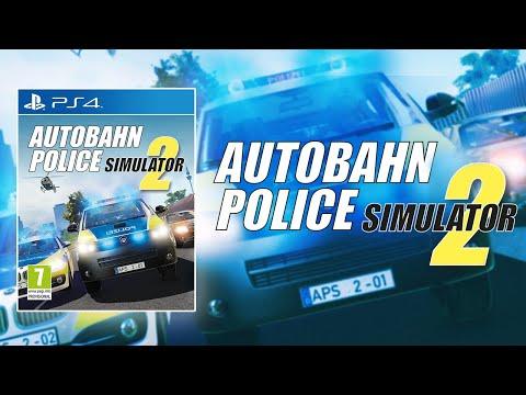 Autobahn Police Simulator 2 - Official Trailer   PS4   Aerosoft