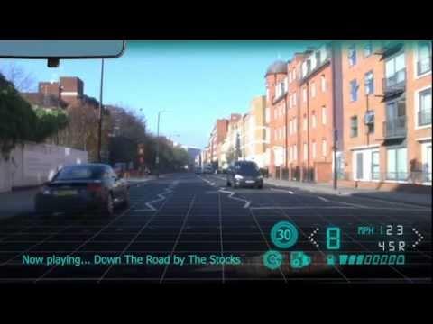 Autoglass® 2020 vision : the future of the car windscreen