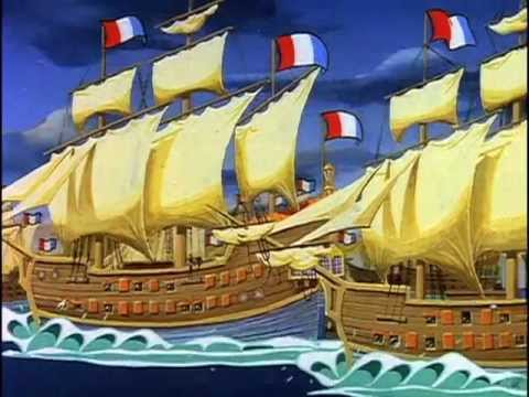 Unter Neptuns Flagge - E 01 - Die Schlacht von Trafalgar