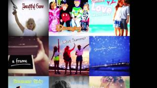Cover images Summer Love Memories / spαceX