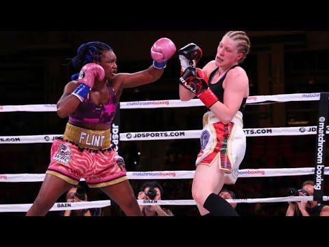 Download CLARESSA SHIELDS VS HANNA RANKIN FULL FIGHT!