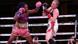 CLARESSA SHIELDS VS HANNA RANKIN FULL FIGHT!