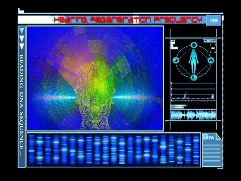 Hearing Regeneration Frequency - Repair Hearing Loss Binaural Beat with Subliminal