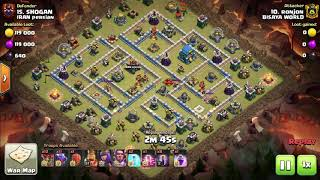 BISAYA WORLD CWL DAY 1-7 | TH12 War Recaps #34 | Clash Of Clans | 2019