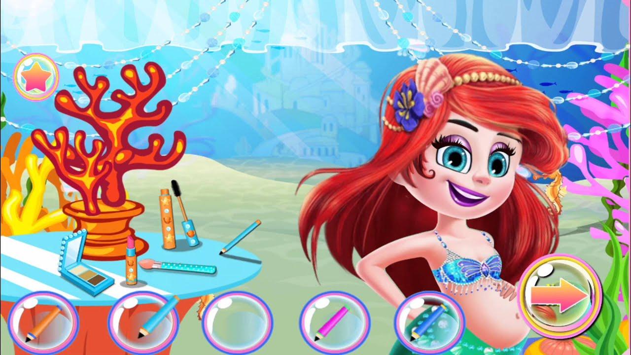 Roblox Adopt Me Little Goldie Gets New Sisters Titi Games Mermaid Spa Games
