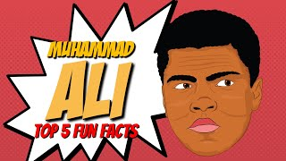 5 Muhammad Ali Fun Facts | Black History Videos for Students