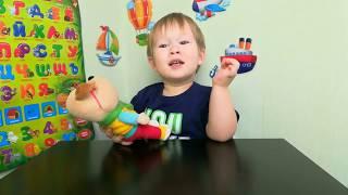 УЧИМ ЦВЕТА вместе с БАРБОСКИНЫМИ. Развивающее и обучающее видео для детей / Colors