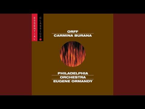 Carmina Burana (Cantiones Profanae) : Fortuna Imperatrix Mundi. O Fortuna