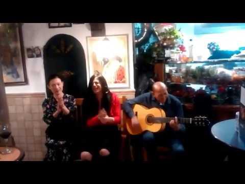 Flamenco directo en Granada