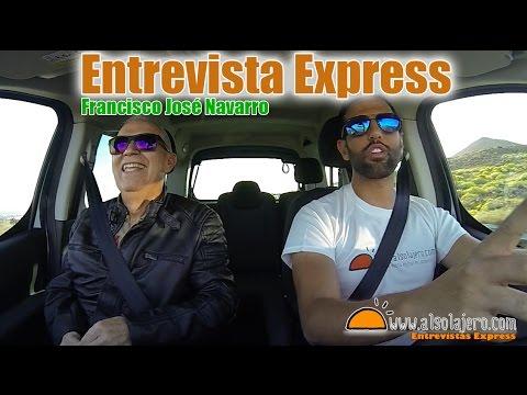 Entrevista Express Alsolajero.com Francisco José Navarro