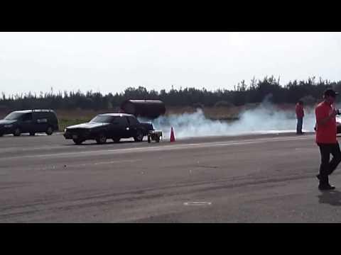 Bob Taylor picton armdrop September 2014 Buick win