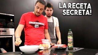 COCINAMOS LA RECETA SECRETA DE WILLY!! Vlog!
