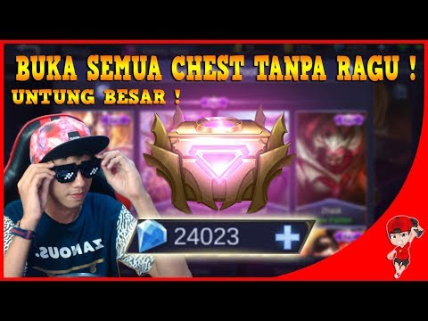 EVENT BARU ABISIN 24.000 DIAMOND BUKA TWILIGHT CHEST !! Mobile Legends Indonesia