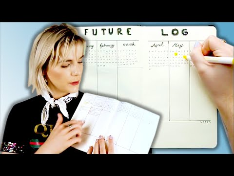 How To Start A Bullet Journal With Devin From LadyLike
