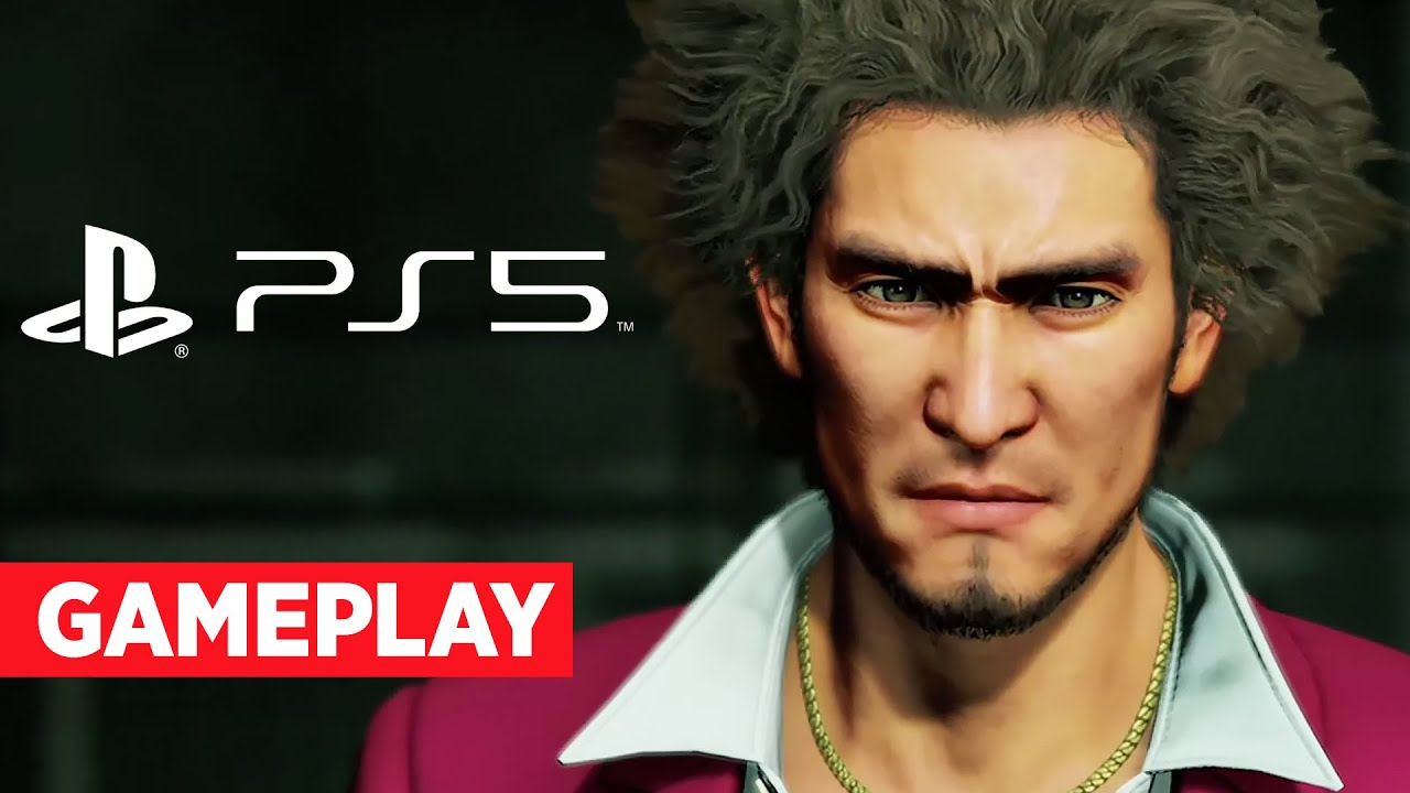 Yakuza Like A Dragon Ps5 Gameplay Youtube