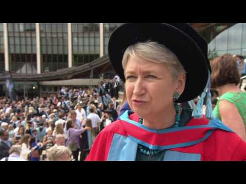 Meet our Honorary Graduates - Lindsey Hilsum