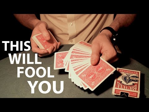 This Card Trick Will FOOL YOU Twice