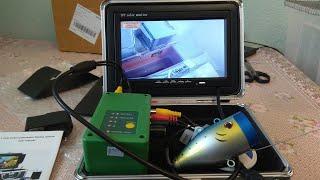 Подводная видеокамера для рыбалки и дайвинга GAMWATER