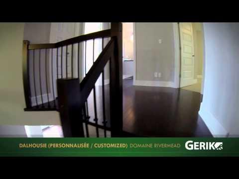 Constructions Gerik - Modèle Dalhousie personnalisée (customized) - Aylmer Québec