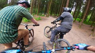 Lockdown has eased and our local Windhill has opened its trails back up, so me and some of the guys from the Bristol MTB Riders headed for a sendy sesh to ...