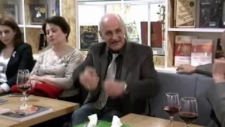 Հանդիպում Յուրա Սարգսյանի հետ Բուկինիստում