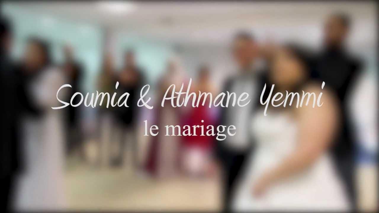 soumia et athmane le mariage en 3 minutes - Mariage Halal Droulement