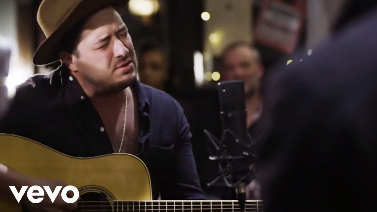 Watch Mumford And Sons Perform Acoustic Version Of Beloved
