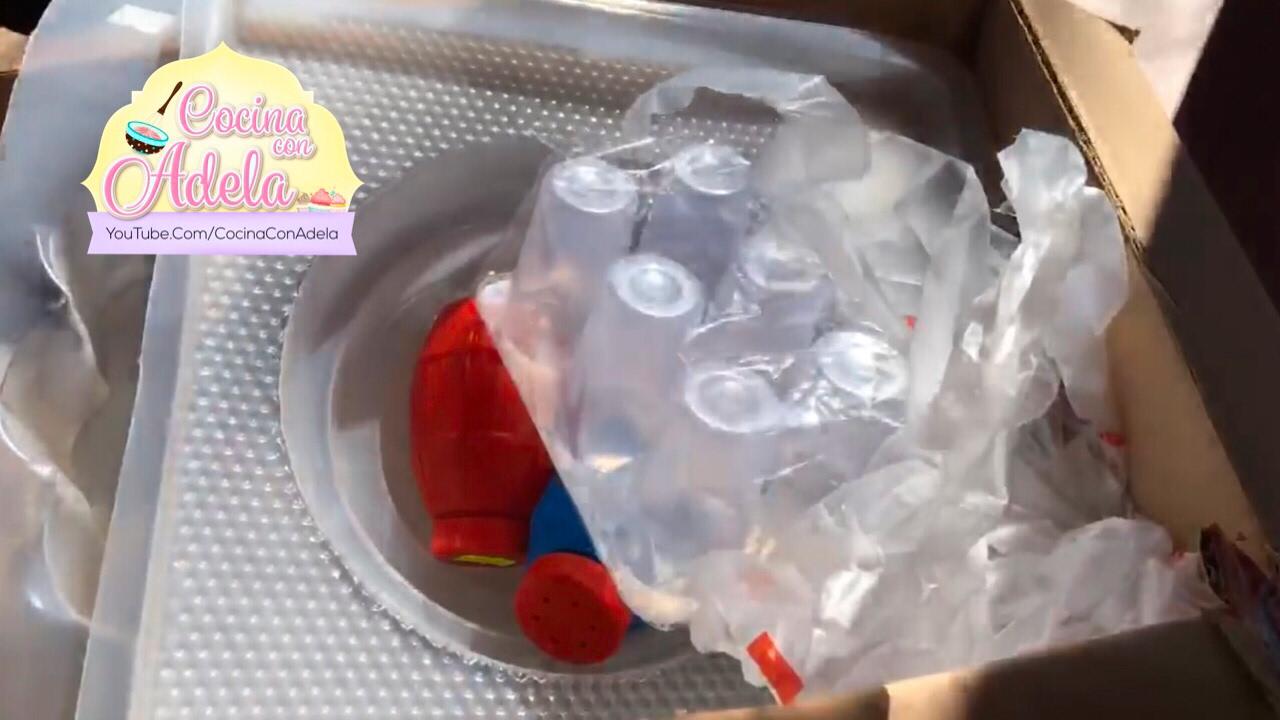Moldes De Gelatinas Infantiles Y Princesas De Plastico Youtube