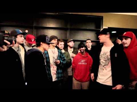 BeastMODE - C.T Rd 2 - Payday Vs Joey V - Rap Battle