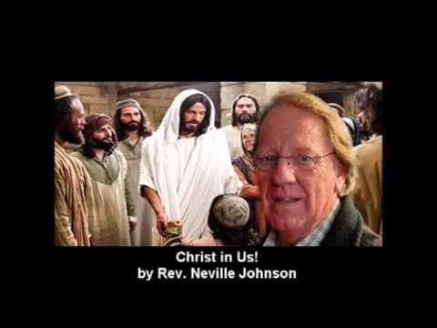 Christ In Us Neville Johnson  7 2016